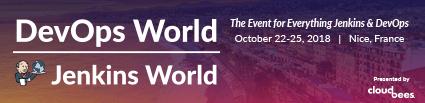 iTMethods at DevOps World Jenkins World banner image